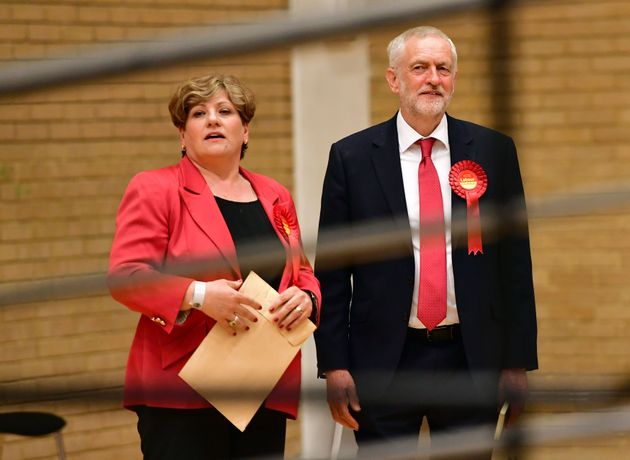 Len McCluskey Backs Emily Thornberry To Be Labour's First Woman