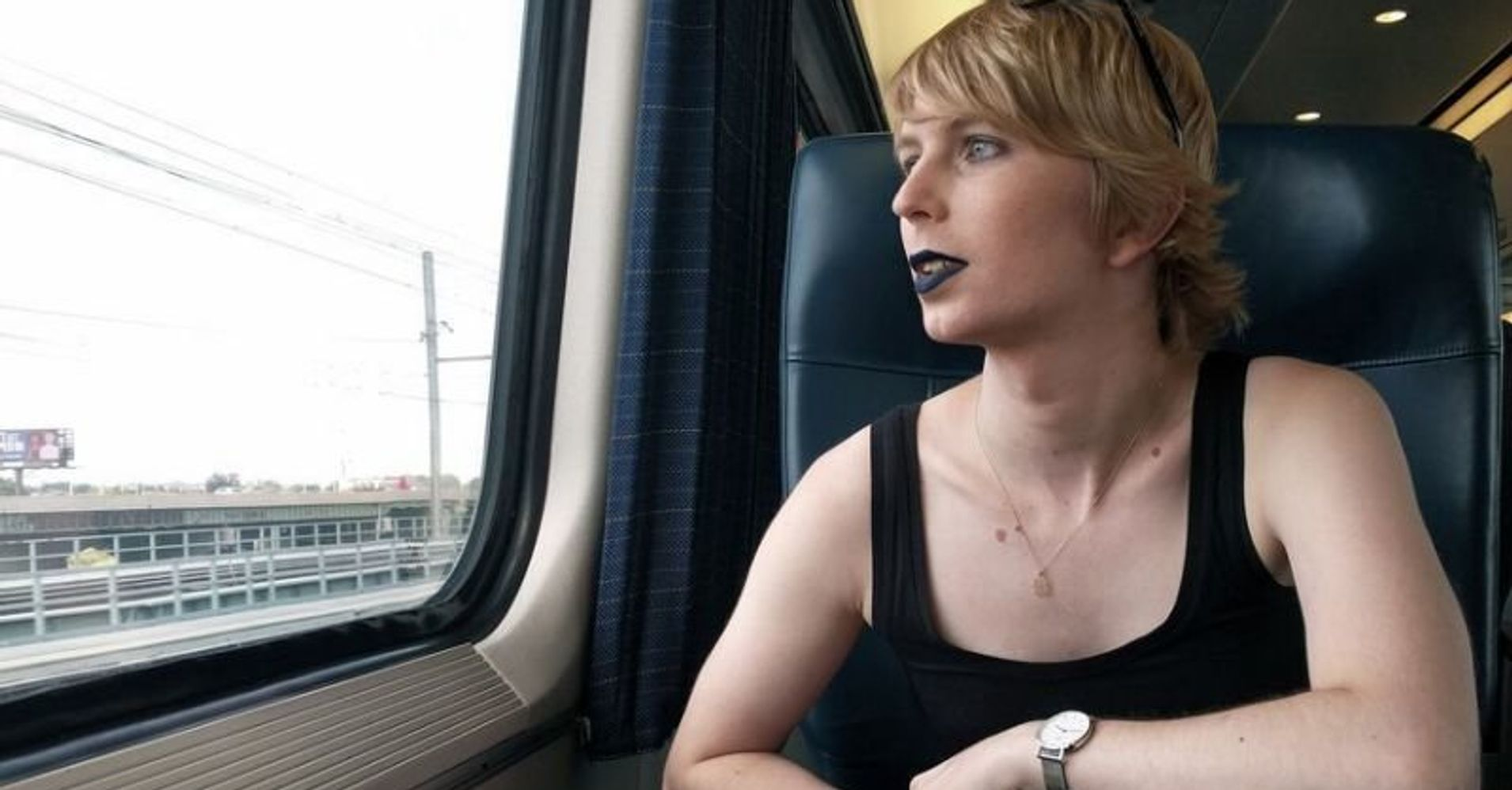 930ba2bf4f52 Chelsea Manning Beauty Exclusive   This Is An Expression Of My Humanity