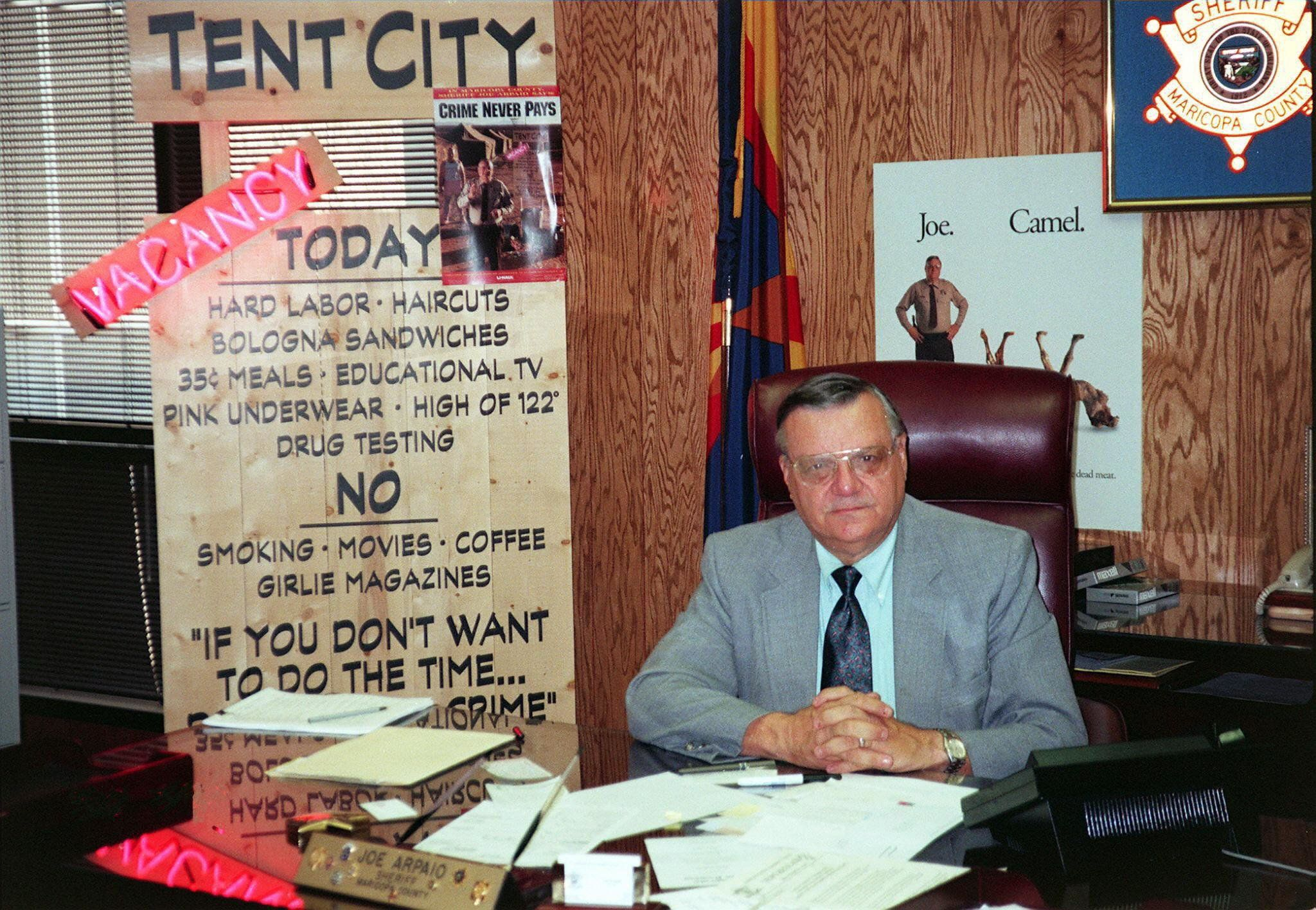 Who Is Joe Arpaio, and Why Does Trump Keep Bringing Him Up?