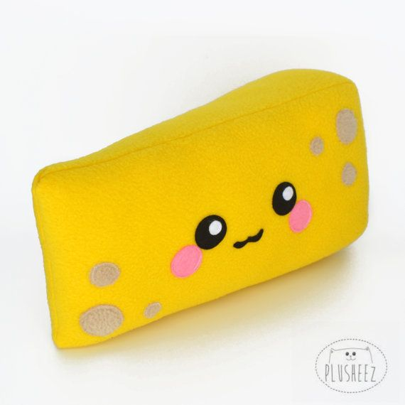 "<a href=""https://www.etsy.com/listing/269739127/cheddar-cheese-kawaii-plushee-novelty?ga_order=most_relevant&ga_search_ty"
