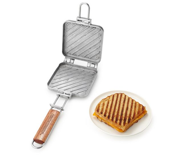 """For the person who won't settle for less than the best. <a href=""""https://www.uncommongoods.com/product/grilled-cheese-maker"""""""