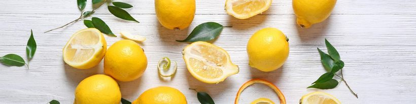 <strong>I drank lemon water every day all day for a week and watched what it did to me.</strong>