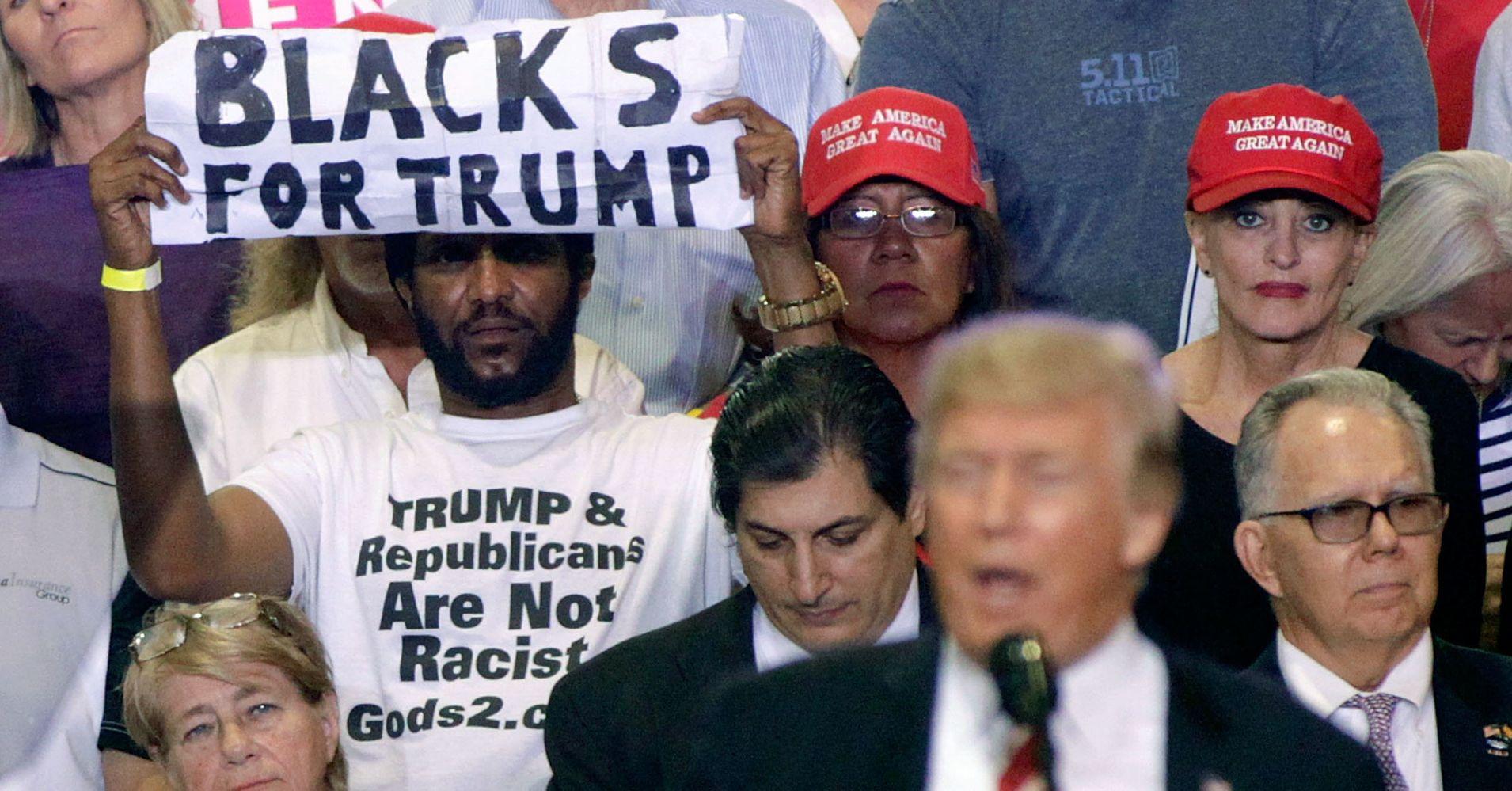 Image result for blacks for trump