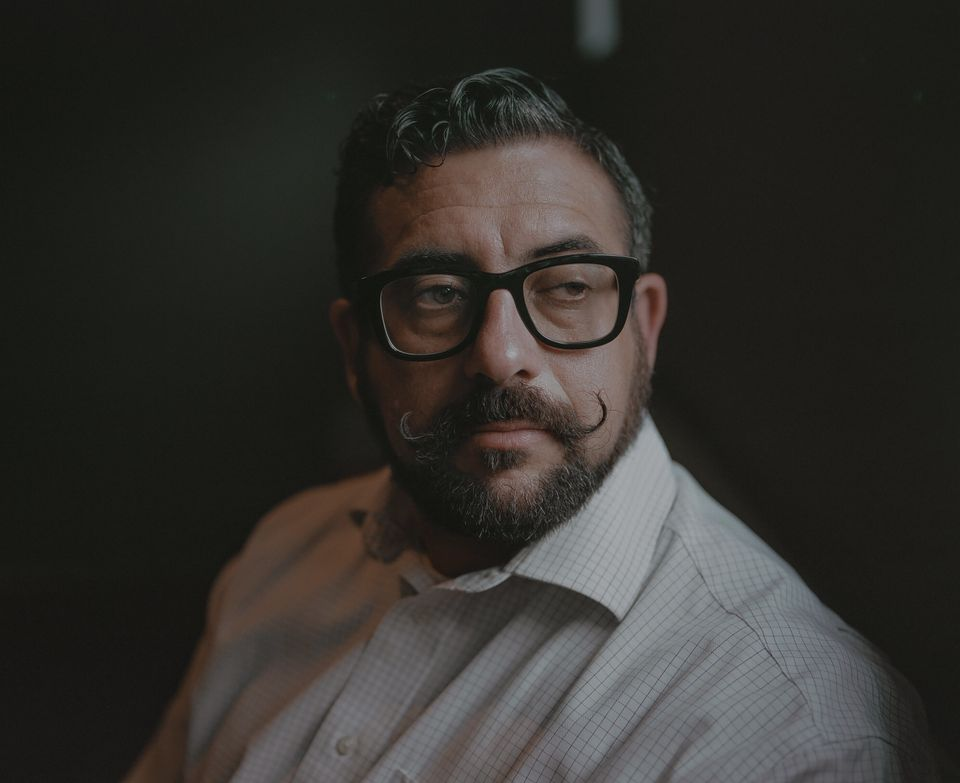 Zeke Christopoulos, director and founder of