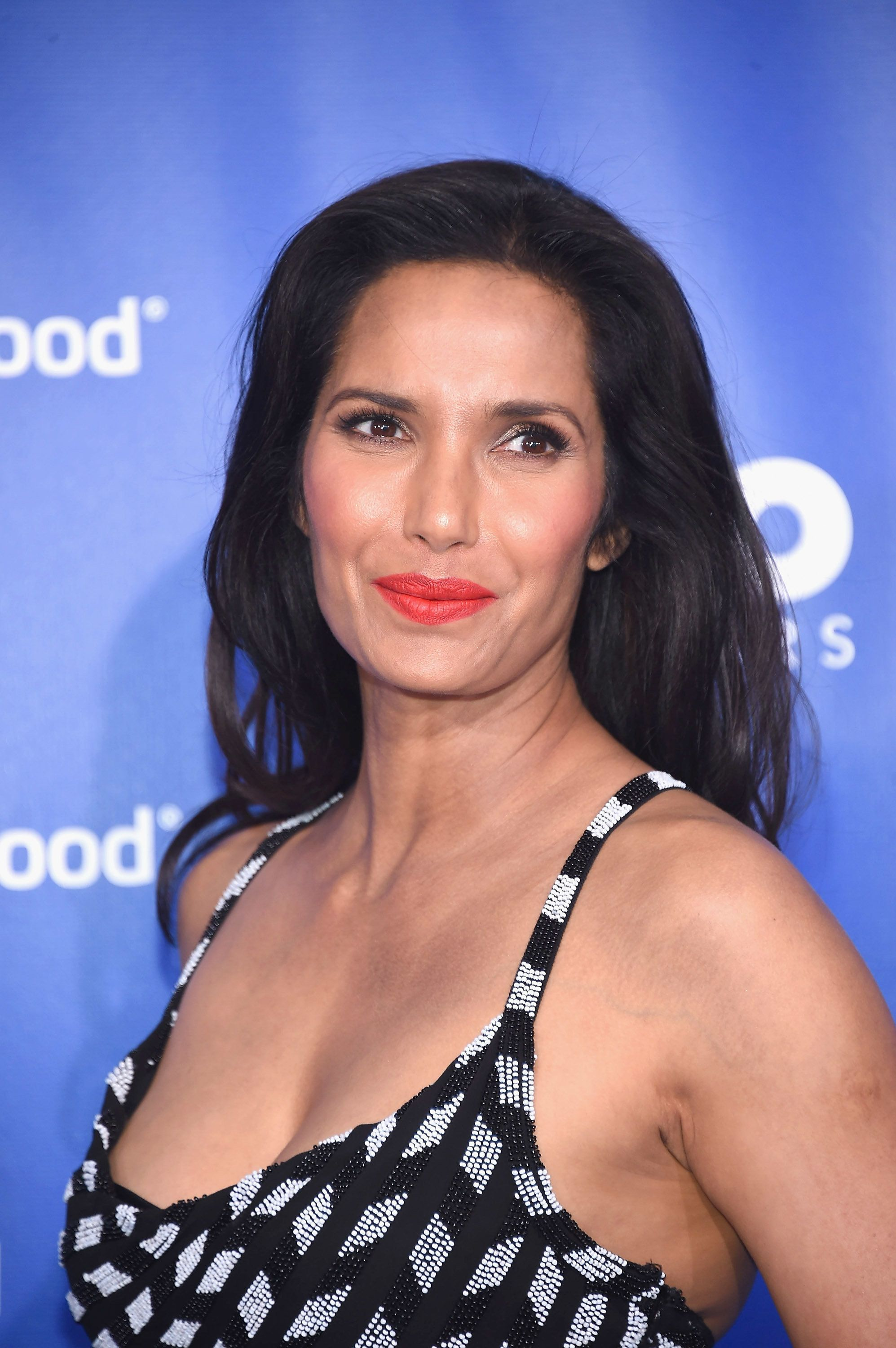 NEW YORK, NY - MAY 02:  Padma Lakshmi attends the Planned Parenthood 100th Anniversary Gala at Pier 36 on May 2, 2017 in New York City.  (Photo by Gary Gershoff/WireImage)
