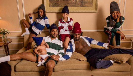 Gay Dads Kordale and Kaleb Land A Fashion Campaign With Their