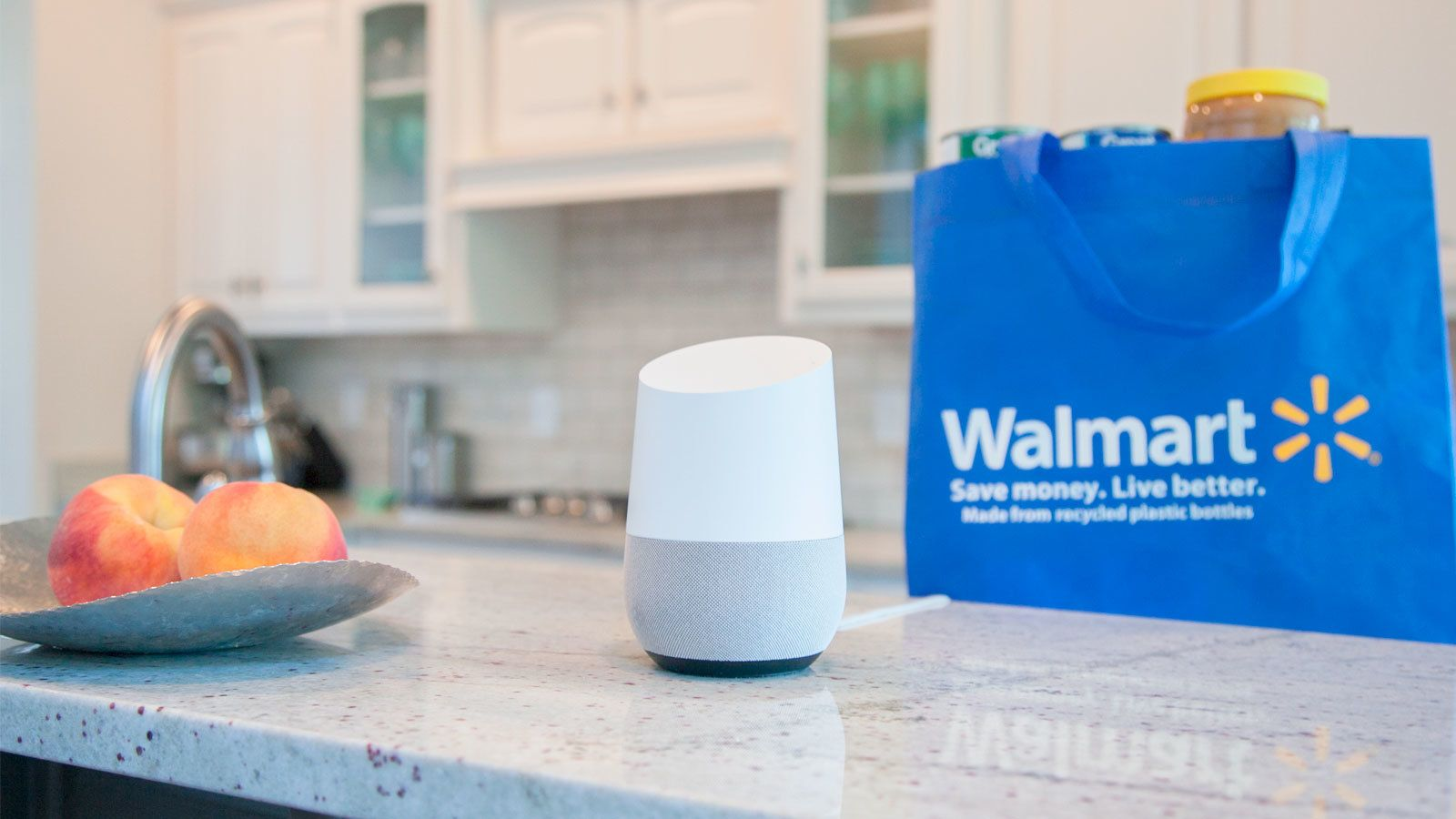 Wal-Mart, Google Partner On Voice-Based Shopping