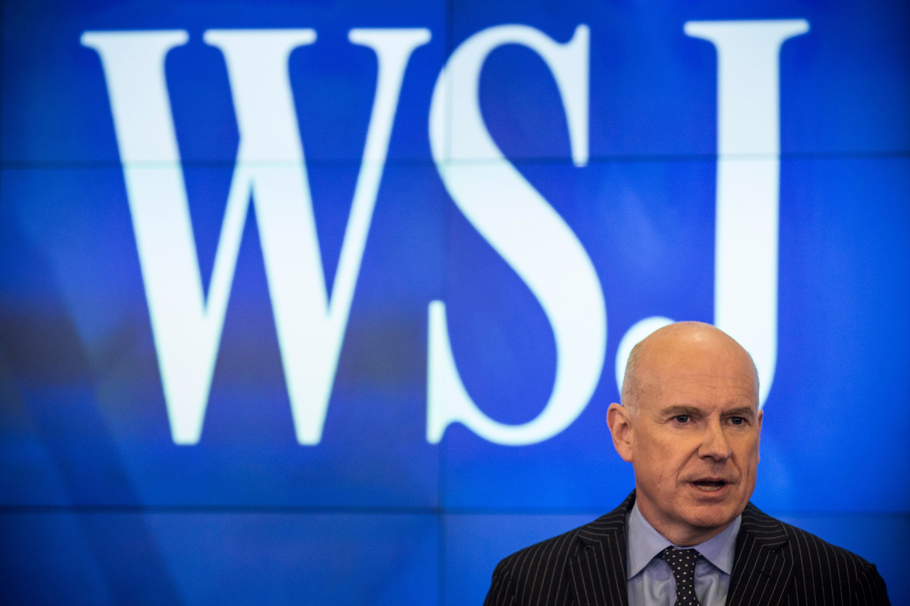 Gerard Baker, editor-in-chief of The Wall Street Journal, reportedly admonished Journal staffers over an article on President