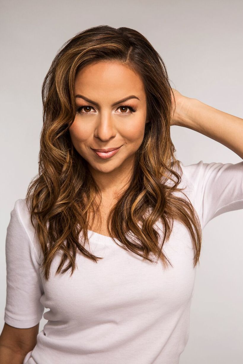 Anjelah Johnson: Sassy, classy and funny as hell.
