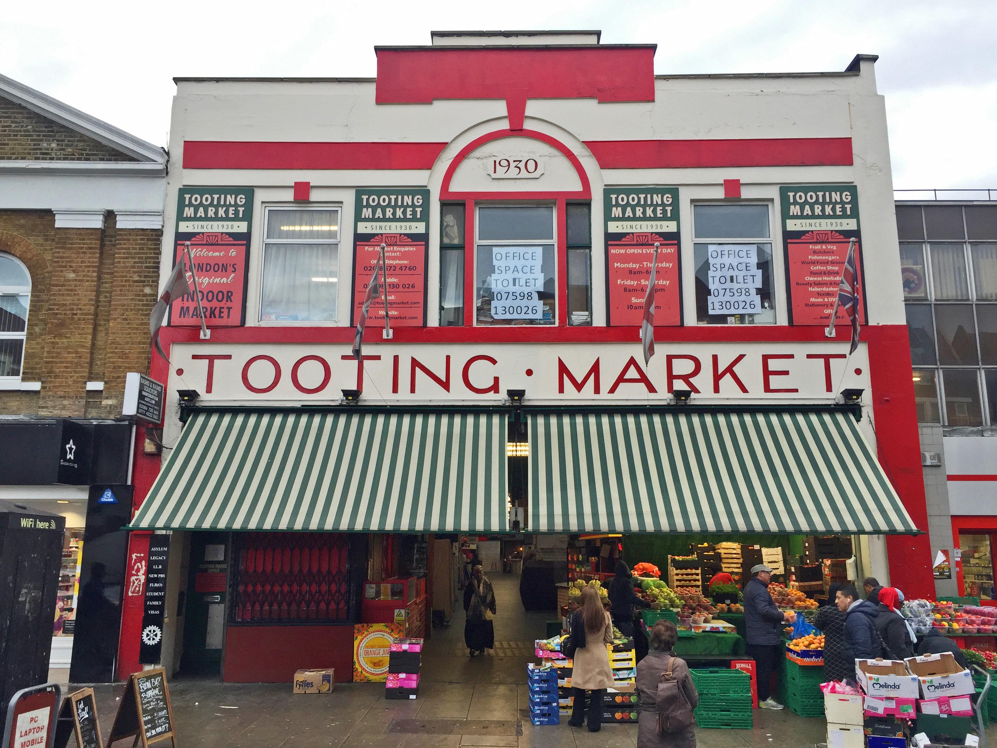 Tooting – London's next big