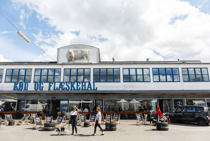Hungry city trippers should explore Vesterbro's meatpacking district.