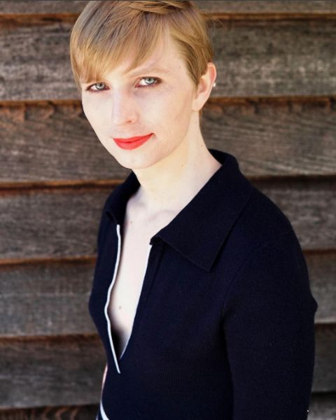 Chelsea Manning Discusses The Power Of Bold