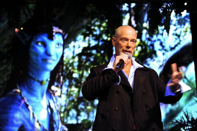 Actor Stephen Lang at the launch of Avatar on