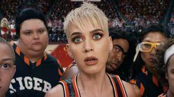 Katy Perry's Star-Studded 'Swish Swish' Video Is