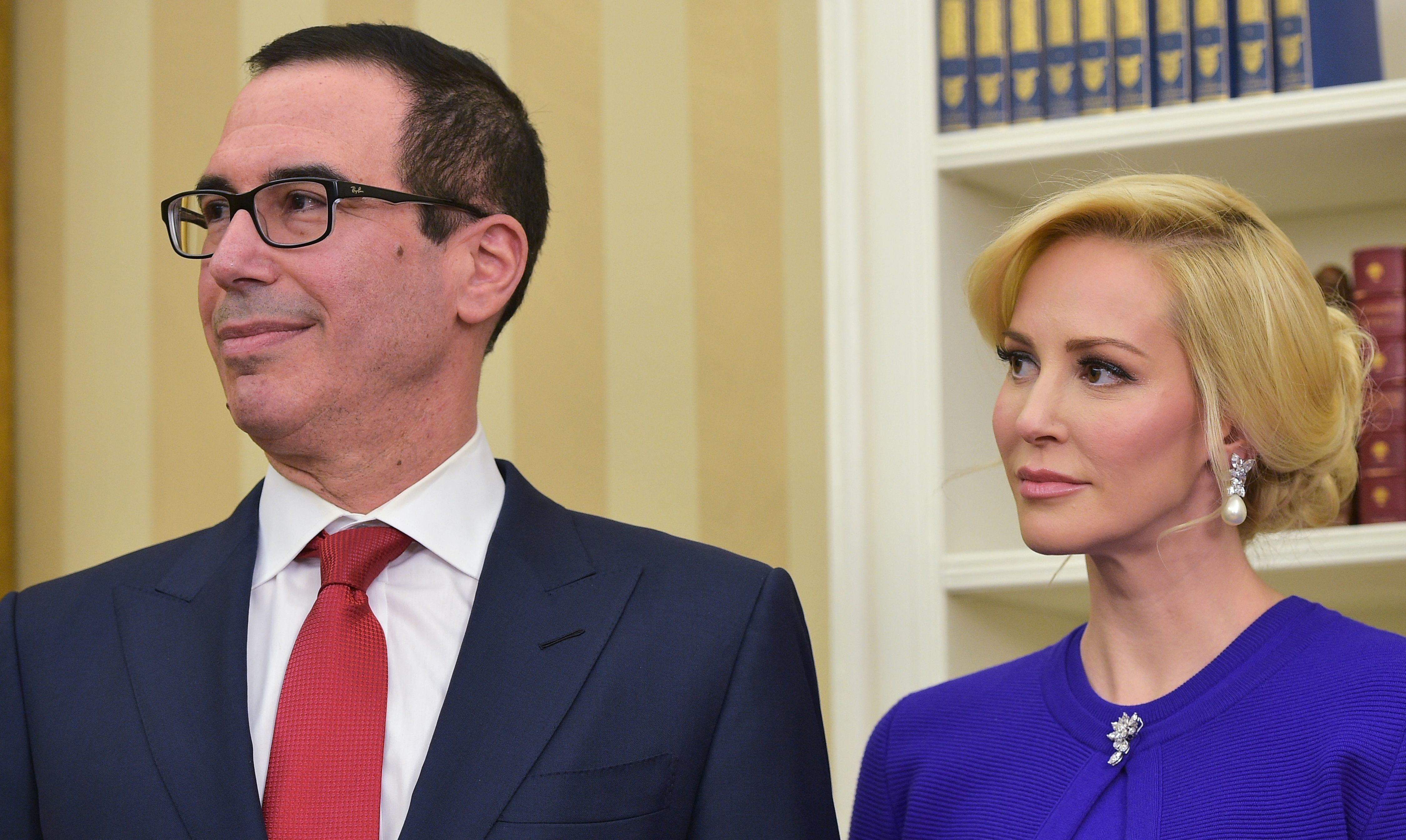 The 'Taxpaying American' Mocked By U.S. Treasury Chief's Wife Wrote A Powerful