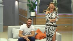 Sarah Harding Sets The Record Straight After Her Night With Chad Johnson In 'CBB'