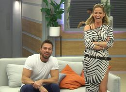 Sarah Harding Sets The Record Straight After Her Night With Chad Johnson In 'CBB' House