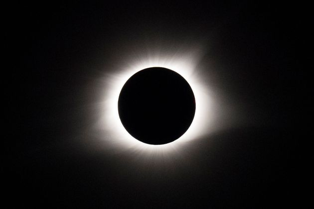 A rapper who challenged warnings about not wearing protective eyewear during Monday's solar eclipse has...
