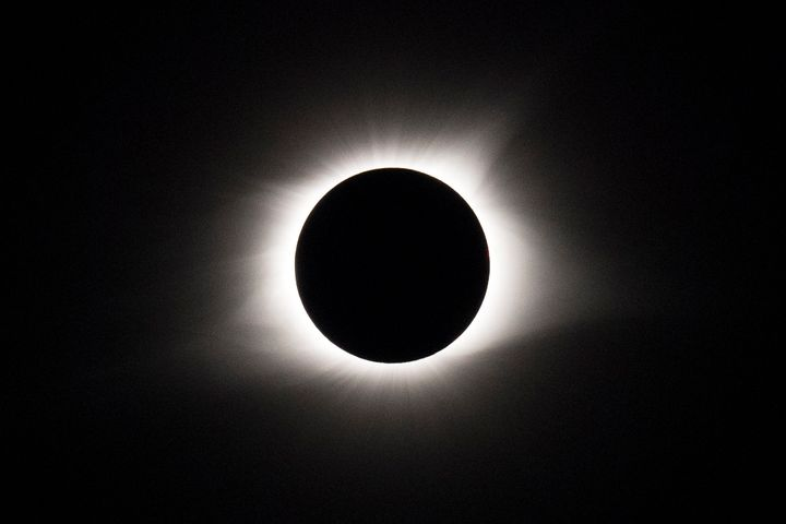 A rapper who challenged warnings about not wearing protective eyewear during Monday's solar eclipse has abruptly cancelled th