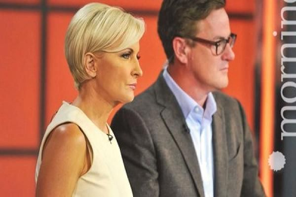 Now a subject of the President's ire, <em>Morning Joe </em>hosts Joe Scarborough and Mika Brzezinski initially provided a sou