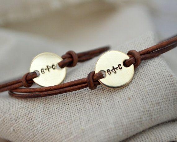 "<a href=""https://www.etsy.com/listing/181637042/gold-best-friend-bracelet-set?source=aw&awc=6939_1503586878_a43c838ce5237"