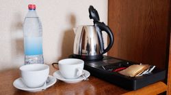 Why You Should Think Twice Before Using The Kettle In Your Motel