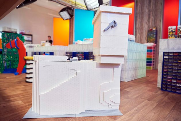 'Lego Masters' Episode One Provided Us With Some Seriously Impressive Builds (And A Lego