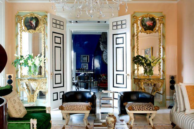 A room at The Dakotadesigned by Sasha