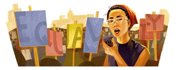 "<a rel=""nofollow"" href=""https://www.google.com/doodles/yuri-kochiyamas-95th-birthday"" target=""_blank"">Google Doodle</a> celeb"