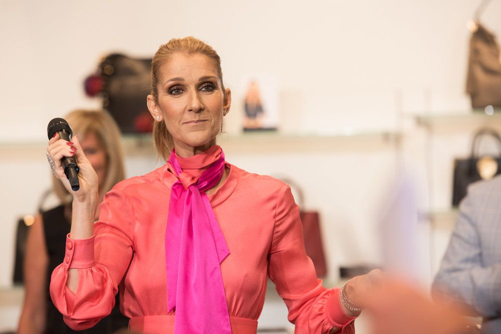 Celine Dion Had The Perfect Response To A Question About Being