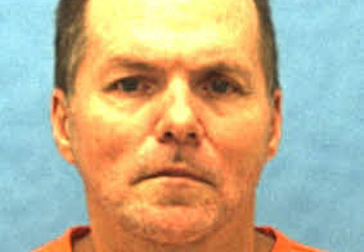 Deathrow inmate Mark Asay