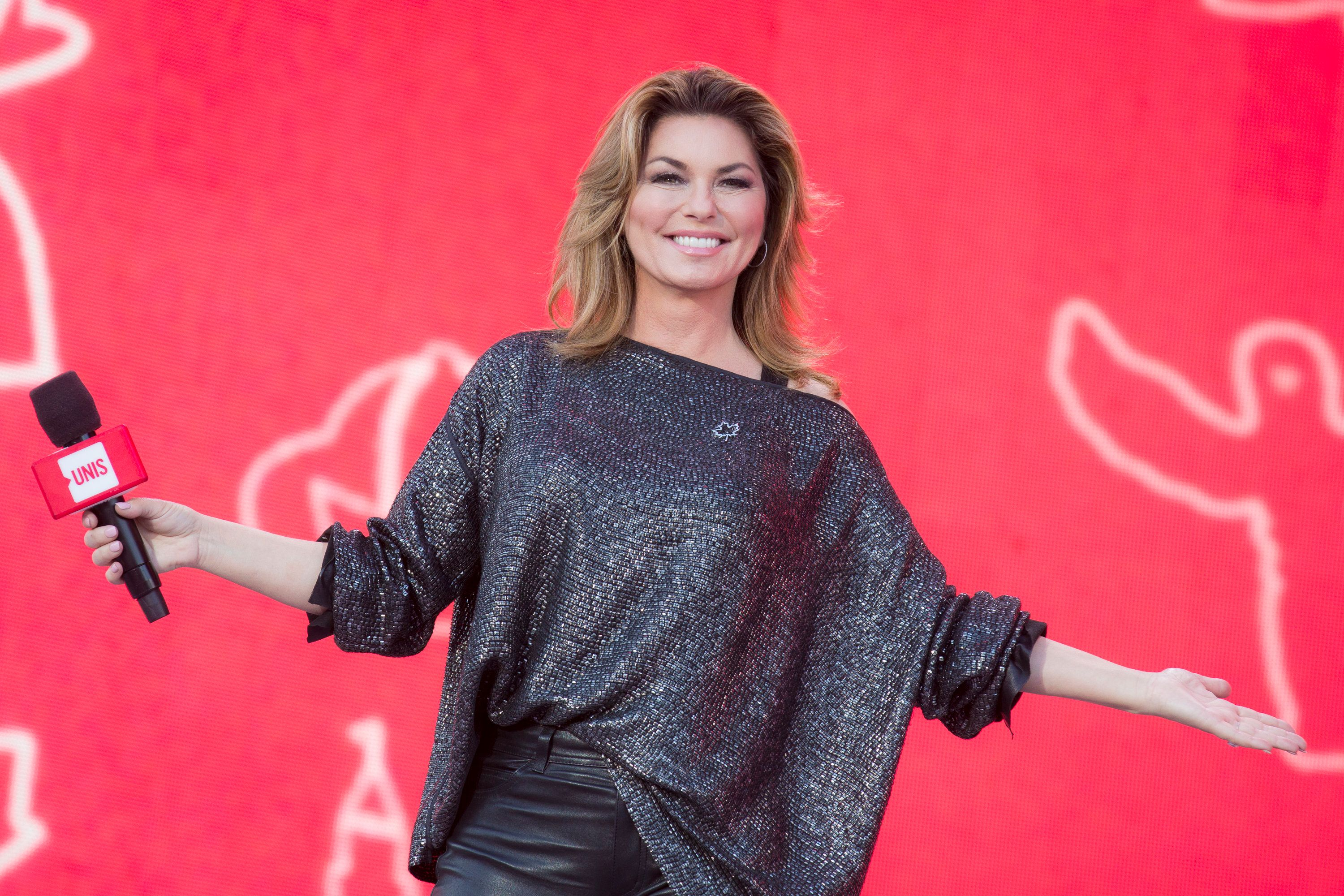 Finally, Shania Twain Explains