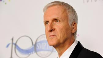 HOLLYWOOD, CA - OCTOBER 28:  Director James Cameron attends SMPTE's 100th Anniversary Celebration at The Ray Dolby Ballroom at Hollywood & Highland Center on October 28, 2016 in Hollywood, California.  (Photo by Michael Tullberg/Getty Images)
