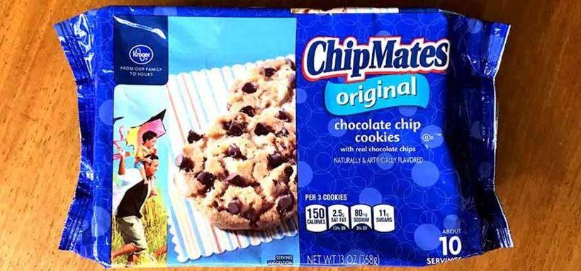 Kroger Brand Chocolate Chip Cookies