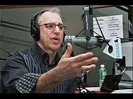 Jay on the radio.