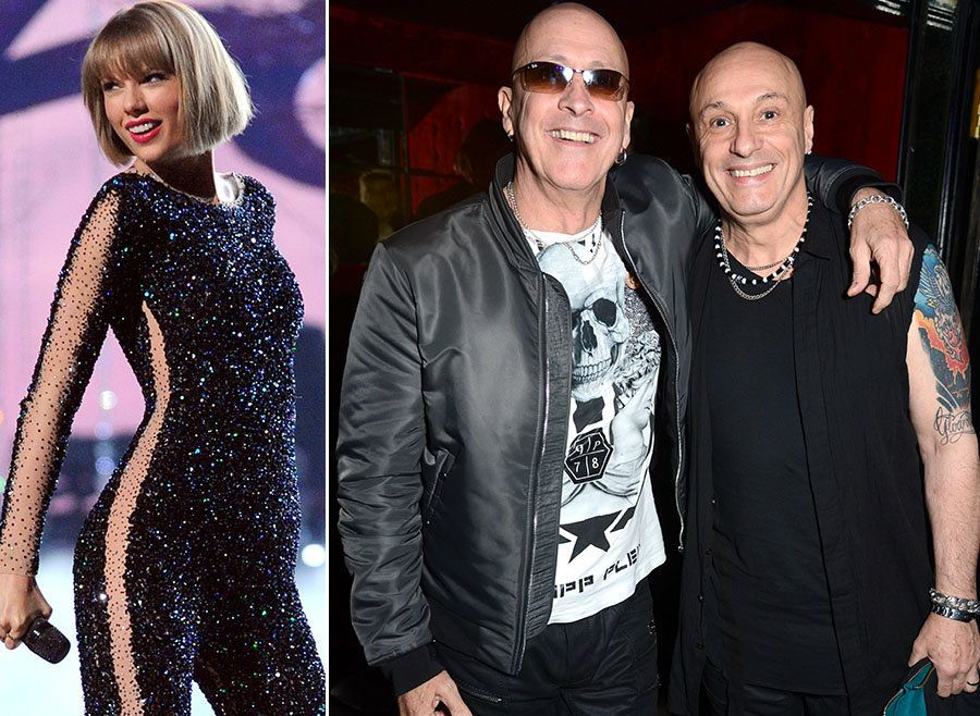So, How Did Right Said Fred Wind Up With A Co-Writing Credit On Taylor Swift's New