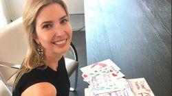Ivanka Trump Showed Off Her Fan Mail. It Really Didn't Go