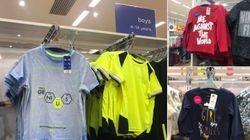 Woman Slams Supermarket For Selling 'Genius' Slogan T-Shirt For Boys But Not One For