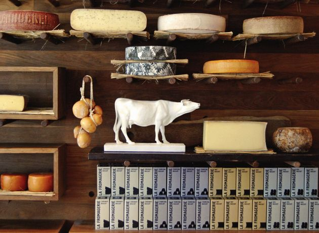La Fromagerie Is Opening In Bloomsbury, London, And We Couldn't Brie More