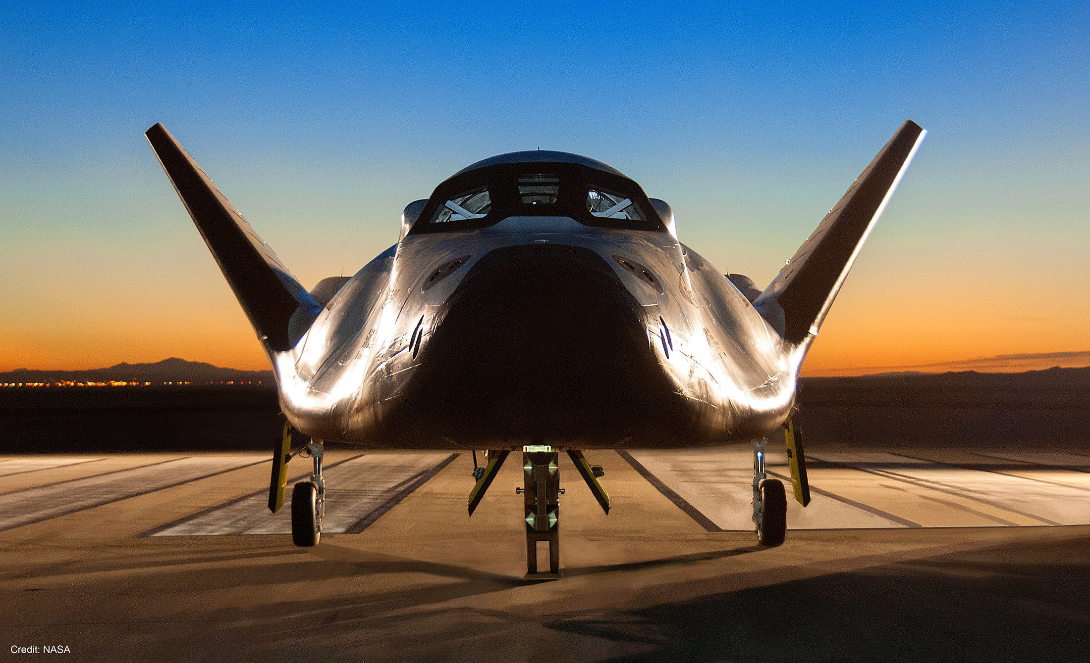 NASA Unveils Its First Spaceplane Since The