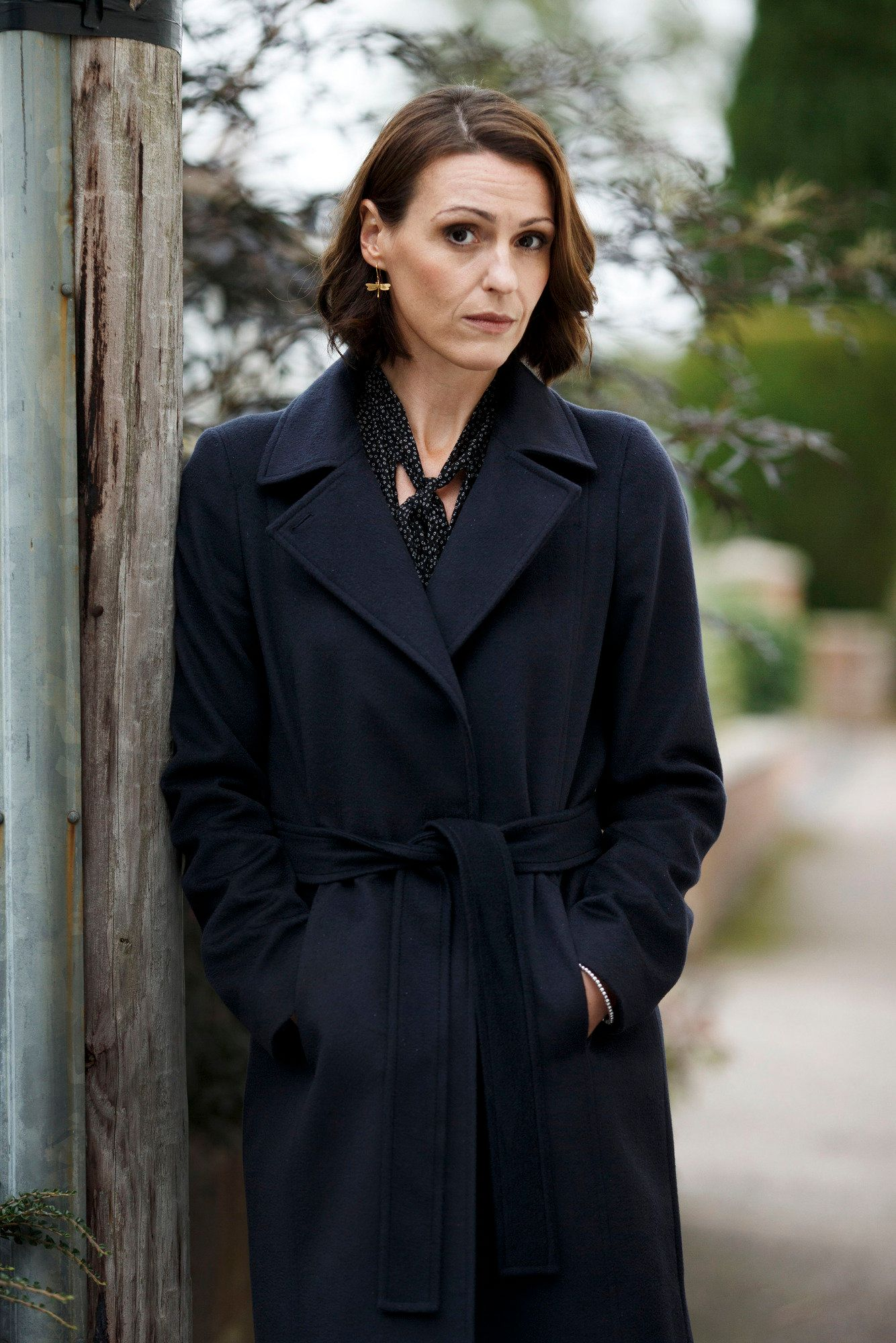 Suranne Jones Hints At A 'Shift Of Villain' In 'Doctor Foster', As She Teases 'Dark' Times Ahead For