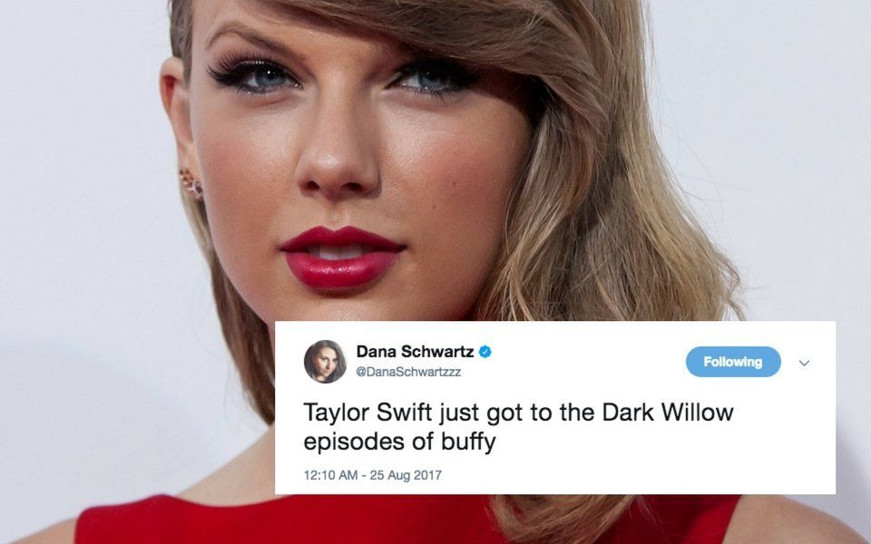 Twitter's Response To Taylor Swift's New Single Is So Funny We're