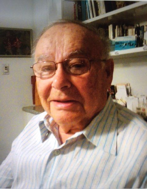Jack Rosenthal survived the Holocaust, only to see neo-Nazi sentiments now rising in his adopted country.