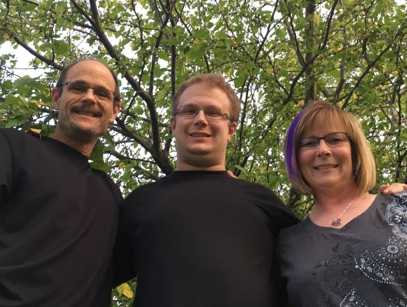 <strong>The Mortons: Craig, 57; Joe, 25; and Jody, 56.</strong>