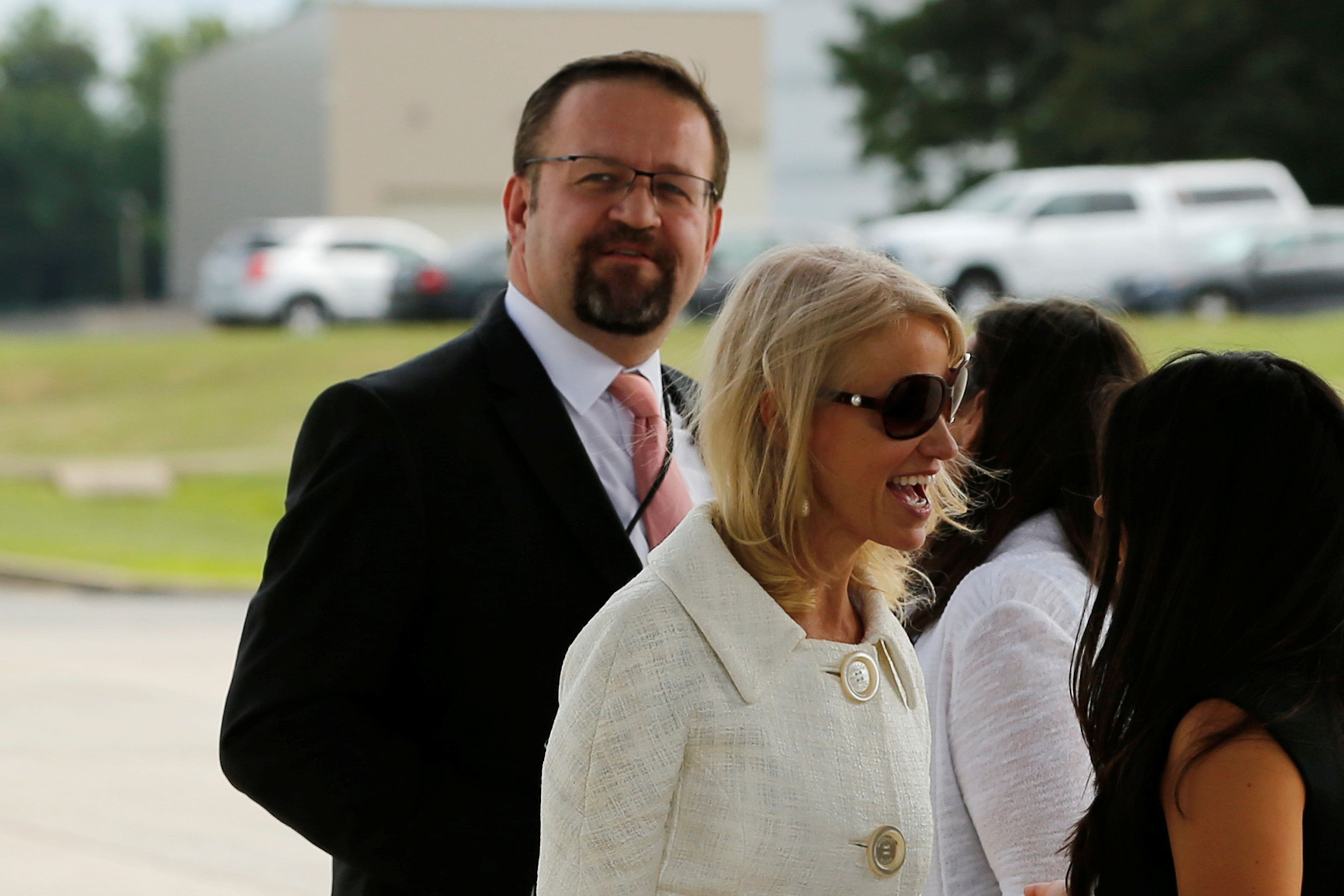 5 Reasons Sebastian Gorka Could Have Been Fired From The White