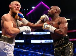 Floyd Mayweather Defeats Conor McGregor By Technical Knockout In Tenth Round