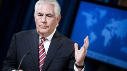 Rex Tillerson Says Trump Speaks Only For Himself On American