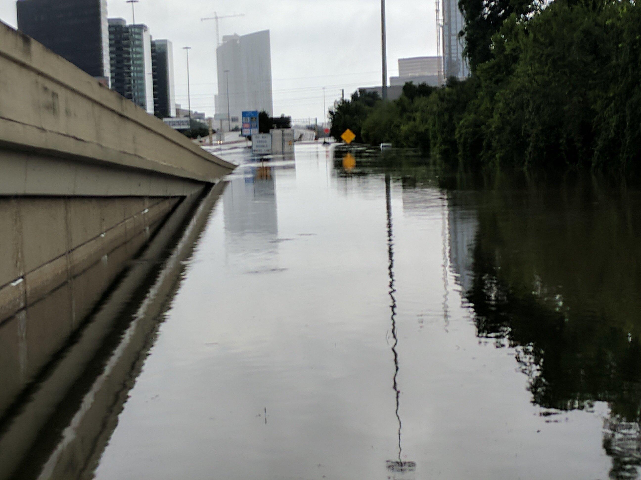 TS Harvey's Houston rainfall breaks US record — NWS