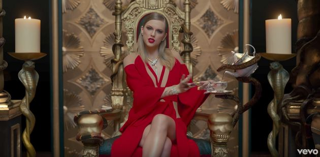 Taylor Swift's 'Look What You Made Me Do' Video References All Her