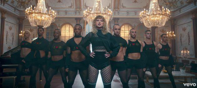 Taylor Swift vs sus enemigos en 'Look What You Made Me Do' (todas las referencias que